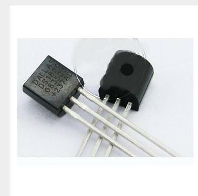 1Pcs Dallas Ds18S20 Ds1820 To-92 Wire Digital Thermometer Ic Chips For Repair