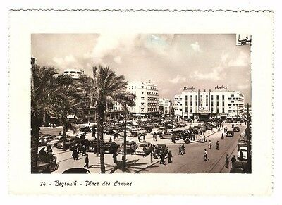 Beirut -Canons Square