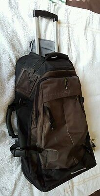Antler (Urban style) wheeled suitcase / holdall for ski snowboard or travel
