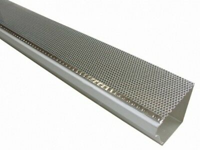 Hancock 5 Inch Gutter Screen - Aluminum K-Style - 200 Ft.
