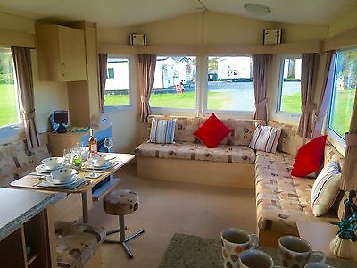 Cheap Static Caravan Holiday Home For Sale on Family Park in Beautiful Cornwall