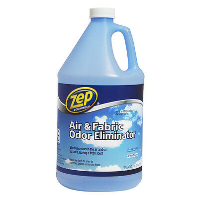 New Zep Commercial Air and Fabric Odor Eliminator Blue Sky Liquid Air Freshener