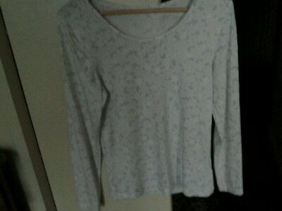 marks and spencer thermal top size 12