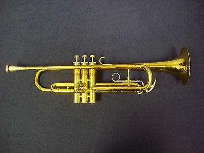 Vintage King Cleveland 600 Trumpet Made In The Usa + Olds Mouthpiece + King Case