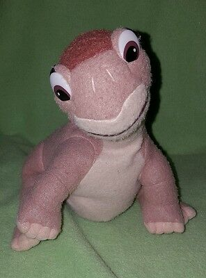 Equity Toys LITTLE FOOT felt stuffed animal LAND BEFORE TIME 1997