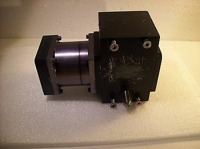 Right Angle Servo Gear Reducer 10:1 Hortizontal GEARBOX,LANER/UNCASE