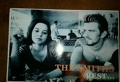 The Smiths poster Best of The Smiths 24 X 36!!!