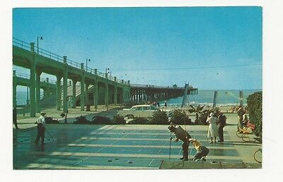 Us Chrome Postcard ~ Oceanside Ca Recreational Facility - Unposted