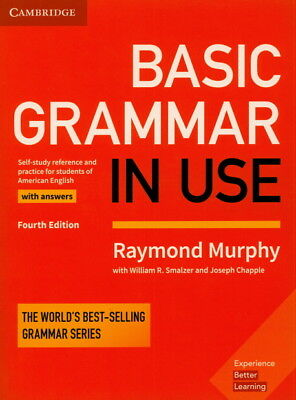 Basic Grammar in Use Student's Book with Answers: Self-study Reference and...