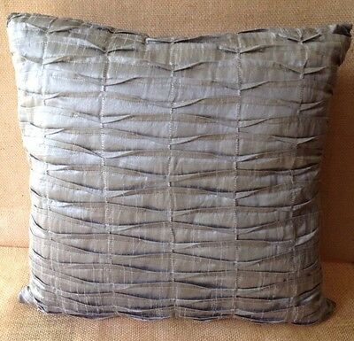 "Silver Gray Decorative Square 18"" Pillow Nordstrom"