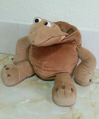 Living Puppets® ~ hand puppet ~ small Sammy the turtle