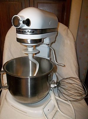 HOBART Mfg Professional K5-A KitchenAid Mixer with Attachements