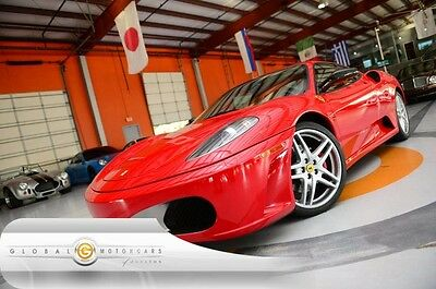2007 Ferrari 430 Base Coupe 2-Door 07 FERRARI 430 BERLINETTA