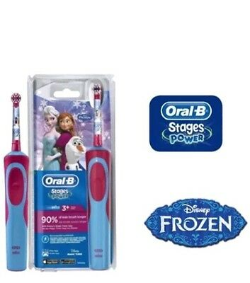 Oral B Stages Power Frozen new sealed Sale 3+