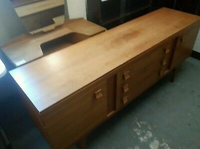 Vintage Sideboard - ENG & WALES DELIVERY AVAILABLE £65