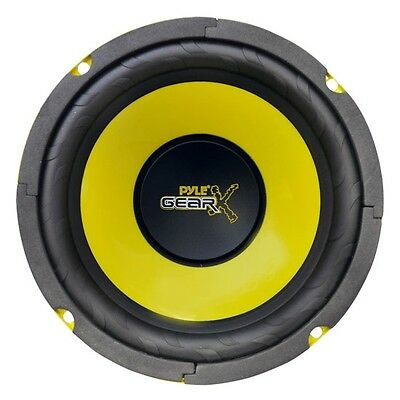 "6.5"" 300W High Power Professional Quality MID BASS Woofer Driver 4 OHMS"