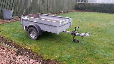 Small Car Trailer not Ifor Williams