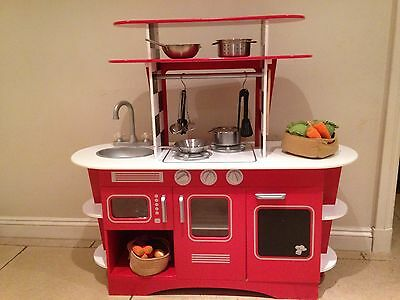 Retro Toy Kitchen from The Early Learning Centre