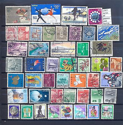 Stamps Lot Japan  Used  (L13871)
