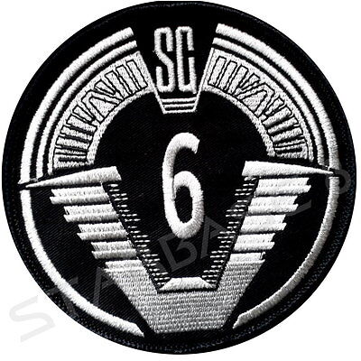 STARGATE TEAM SG-6 UNIFORM PATCH Uniform Aufnäher - STARGATE SG-1