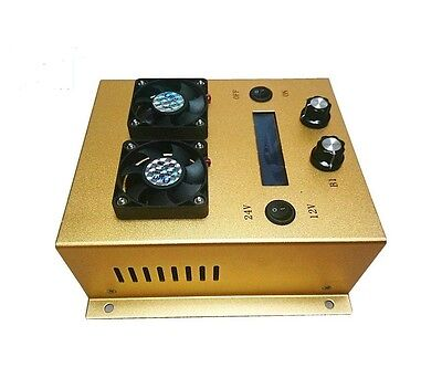 HHO Pro'X Luxury Gold Version PWM Current Controller 12 / 24V