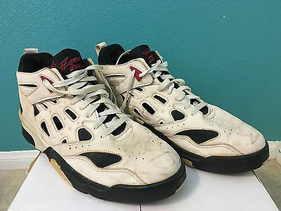Calbert Cheaney Indiana Hoosiers Bullets Wizards Autograph Game Used Worn Shoes