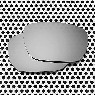 New Volt Polarized Silver Replacement Lenses for Oakley Style Switch