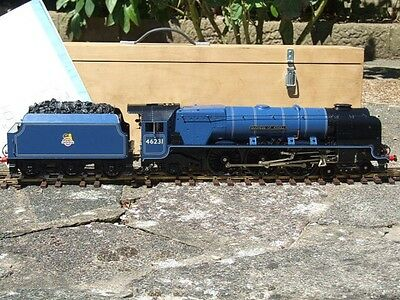 "Gauge 1 Aster BR Blue Princess Class ""Duchess of Atholl"" R/N 46231 Live Steam"