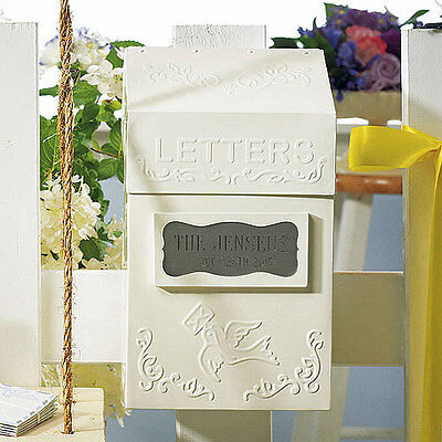 Letter Box Mailbox Wishing Well Card Box Wedding Reception Decoration Q16479