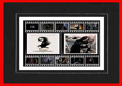 The Crow Movie Mounted Display