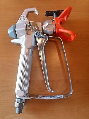 Graco SG2 AIRLESS SPRAY GUN WITH 515 TIP.
