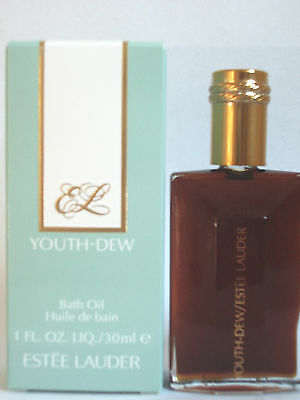 ESTEE LAUDER Youth Dew Bath Oil FULL SIZE 30ml BNIB