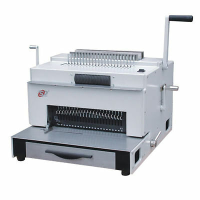 New ! NSC Binding Station 4 IN 1 Electric Binding Machine