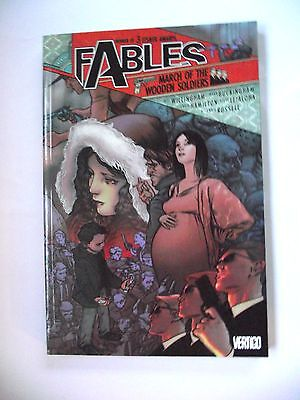 Fables: March Of The Wooden Soldiers:  vol 4.. 1st Print 2004