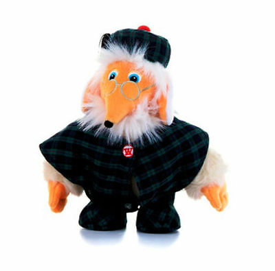 "The Wombles - 8"" Plush Uncle Bulgaria Soft Toy"