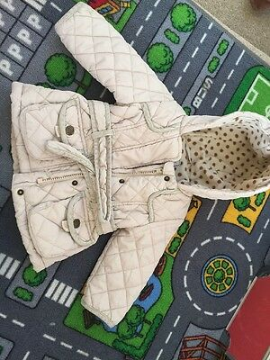 Next Baby Girl Jacket 6-9 Months