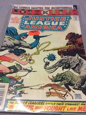 DC Justice League of America, #132, 1976, Gerry Conway, Dick Dillin