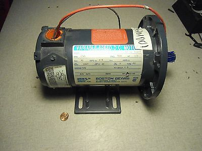 Boston Gear PM933AT-I Variable Speed DC Motor