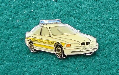 Durham Constabulary Police Traffic Branch BMW 5 SERIES tie tac pin badge