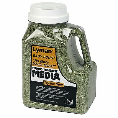 New! Lyman Easy Pour Media Corncob 6 lb Model: 7631394