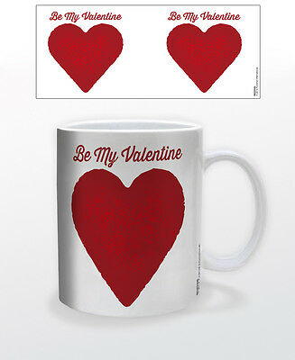 Valentine´s Day Be My 11 Oz Mug Heart Emotions Attraction Love Valentines Sweet!