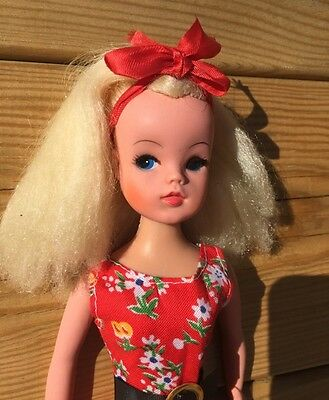 Early 1970s O.D Funtime Vintage Pedigree Sindy Doll