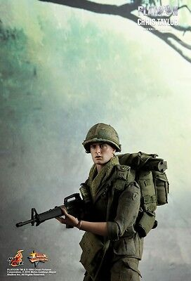 Hot Toys Platoon MMS135 Chris Taylor 1/6 SCALE FIGURE