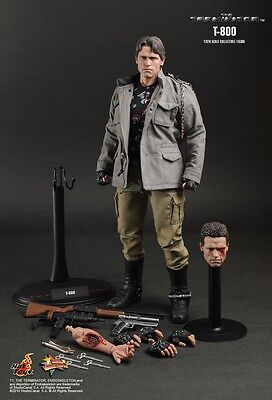 Hot Toys The Terminator T-800 MMS136 1/6 SCALE FIGURE