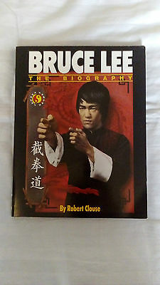 Bruce Lee The Biography Book
