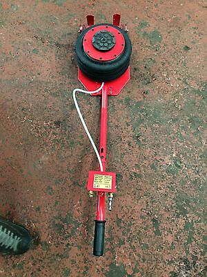 Garage Mechanics 2.5 Ton Pneumatic Fast Lift Air Jack  - Tyre Bay, Tyre Shop Air