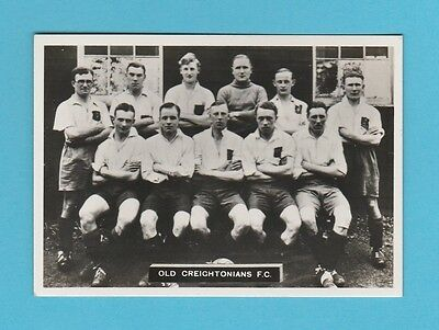 Football - Ardath - Southern Football Team  - Old  Creightonians  F.c. - 1936
