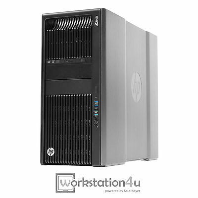 HP Z840 Workstation 2 x Xeon E5-2609v4 RAM 64GB Quadro M5000 SSD 1TB +Windows 10