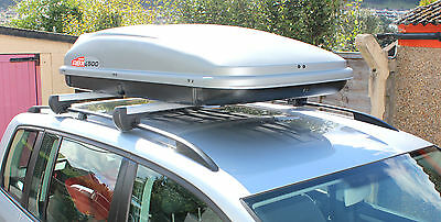 Genuine Mont Blanc Rbx 4500 Roof Box 450 Litres Capacity