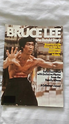 Bruce Lee.the untold story book